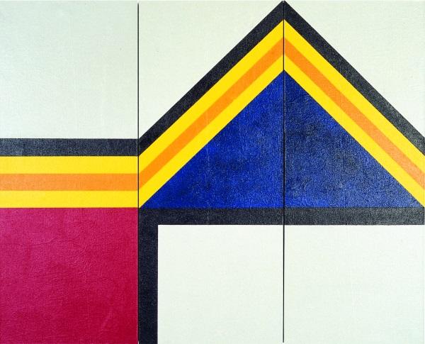 003-Ägypt. triptychon Nr