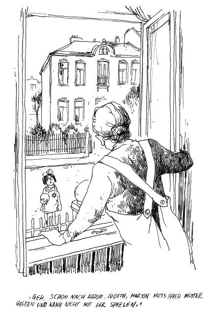 11_Kurt Halbritter_Geh schon nach Hause, Judith, Marion muß ihrer mama helfen und kann nicht mit dir spielen_aus Adolf Hit
