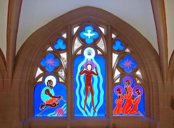 3) Manfred Stumpf-Taufe des Messias Kreuzgang PR9A8174x-600