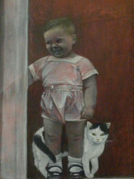 Almut Gernhardt_1981_Die Ansprache des Katzenpräsidenten-430