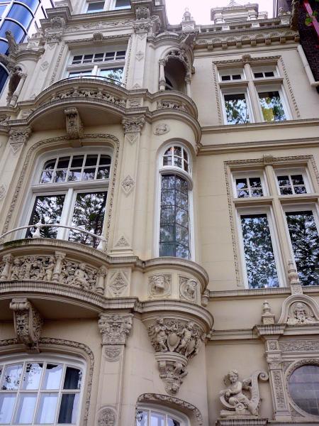 Altbauten.Den Haag.1