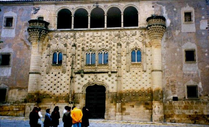 Baeza Jabalquinto Palast-670
