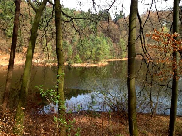 Bild 1 - Irgedwo zwischen Fulda und Eisleben