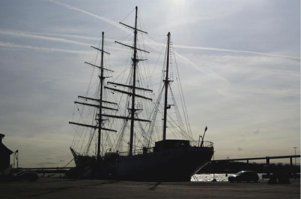 Bild 24 Stralsund  - Grossegler
