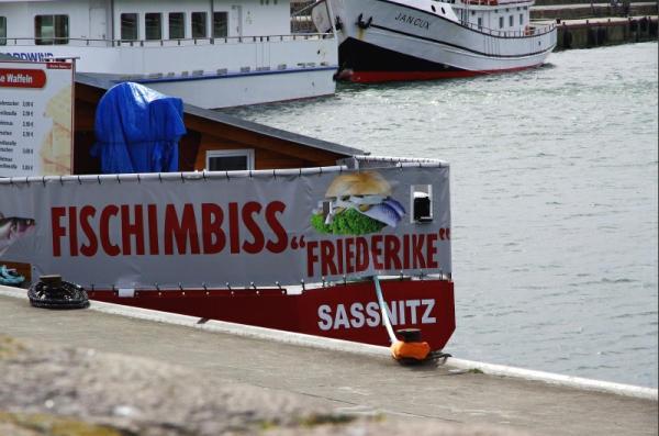 Bild 29 Sassnitz - Kutterfischkkutter