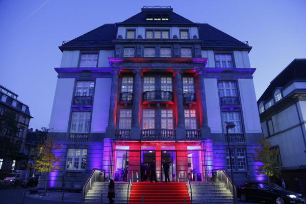 Deutsches Filminstitut Foto von Uwe Dettmar