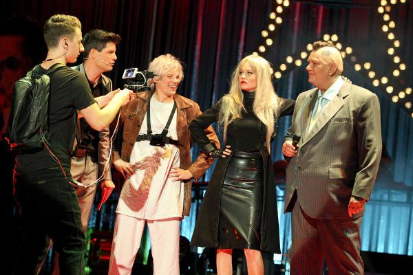 Robin Otterbein (Kameramann) Frank Genser Björn Gabriel Bettina Lieder Andreas Beck