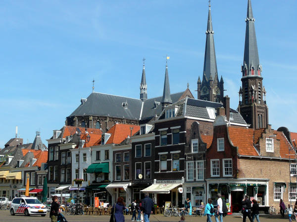 Domplatz.Delft.4