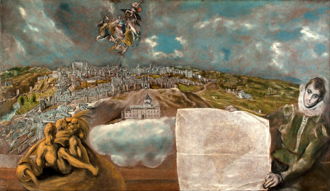 El_Greco_-_View_and_Plan_of_Toledo_-_Google_Art_Project-650