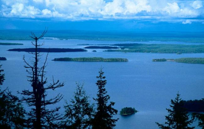 Finnland Land der Seen