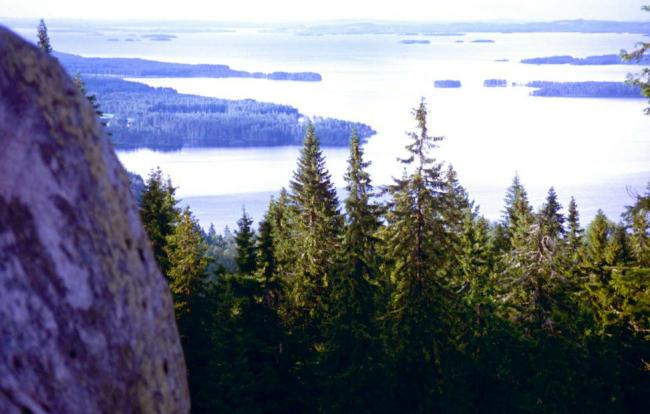 Finnland Seen