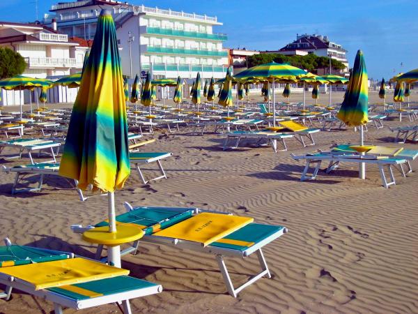 Friaul Lignano Strand