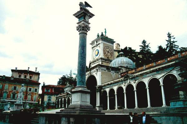 Friaul Udine Piazza della Liberta