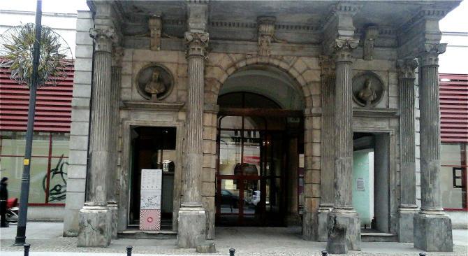 Galerie der Avantgarde im ehemaligen Hatzfeldtschen Palais-670