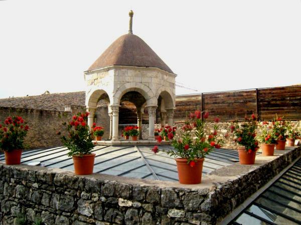 Girona Dachgarten-A