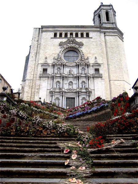 Girona Kathedrale-450A