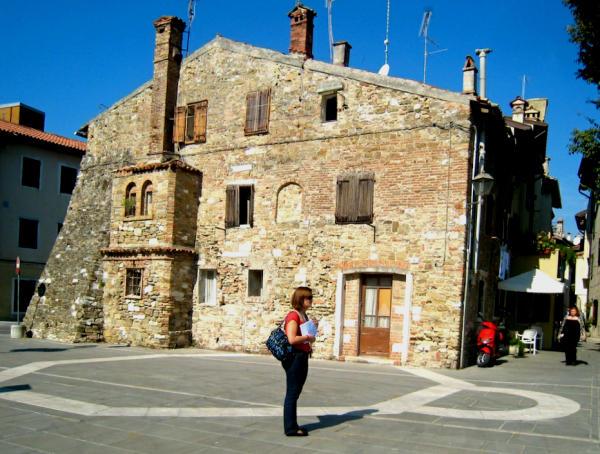 Grado, altes Musikhaus 1