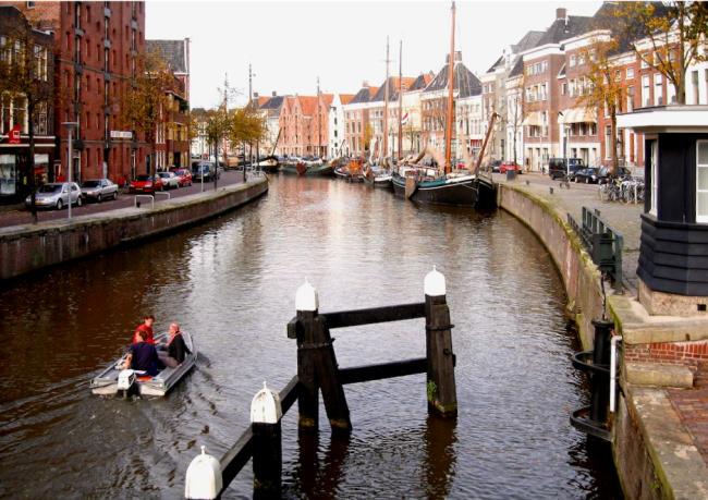 Groningen Gracht-650