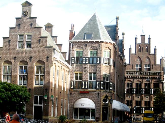 Groningen schoene Giebel