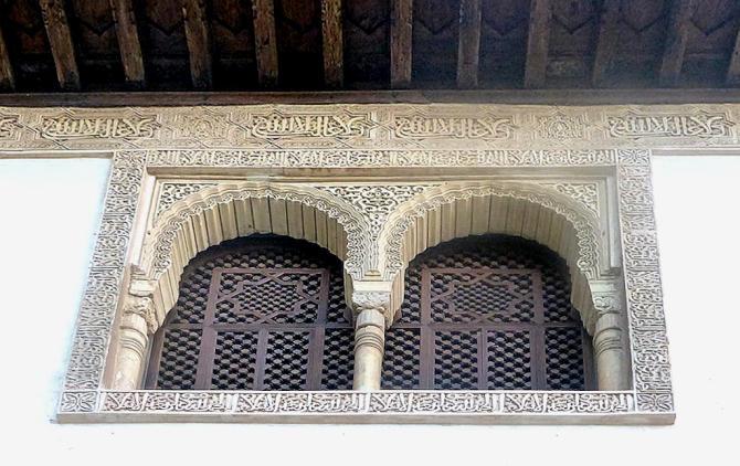Haremsfenster Alhambra 2015-11-07 Foto Elke Backert-670