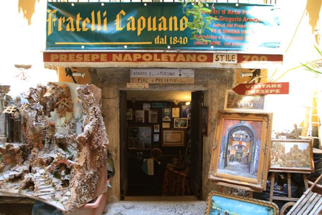 Haus der Krippen Fratelli Capuano-650