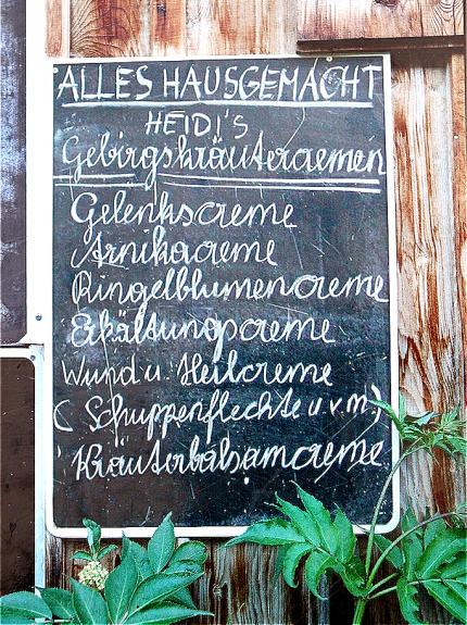 Heidis_Gebirgskraeutercremes