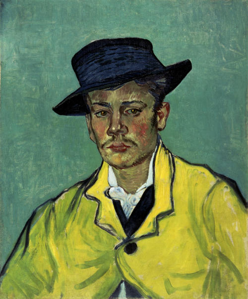V.van Gogh A.Roulin