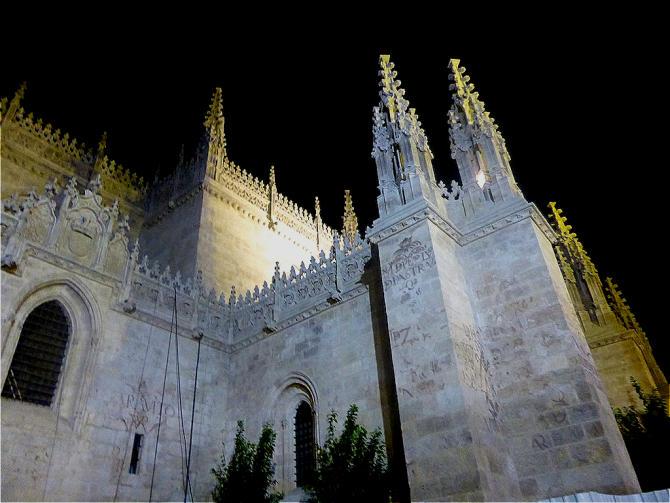 Kathedrale Granada 2015-11-05 Foto Elke Backert-670