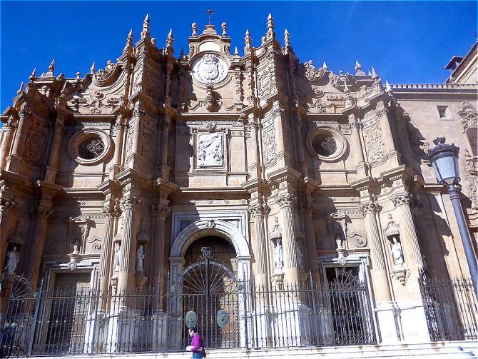 Kathedrale Guadix 2015-11-06 Foto Elke Backert-670