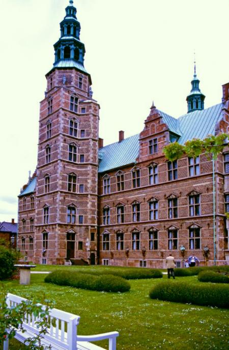 Kopenhagen Schloss Rosenborg-450