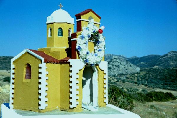 Kreta Miniaturkirche-600