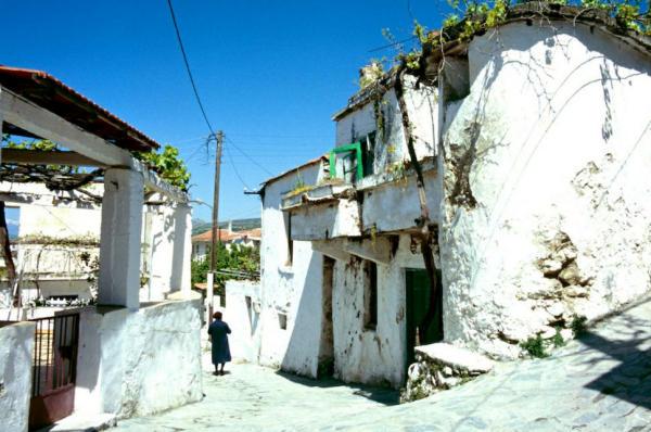 Kreta Spili Dorfidylle-600