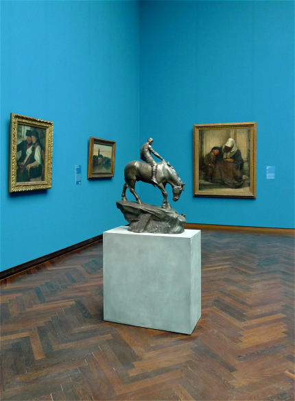 Blog archive das neue st del for Kunst der moderne