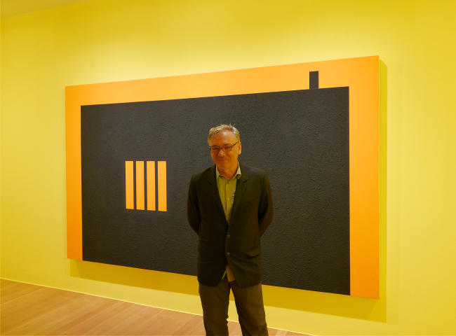 Blog archive peter halleys the for Minimal art vertreter