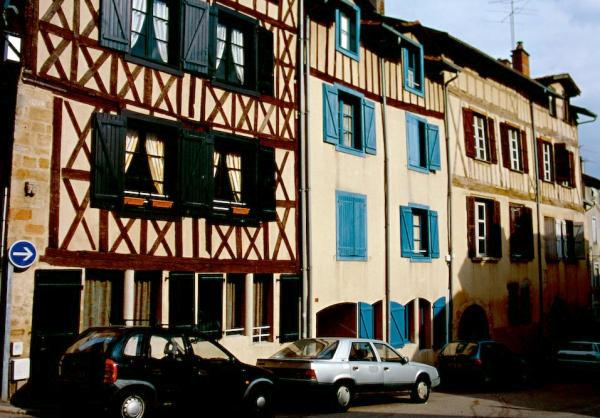 Limoges Fachwerk