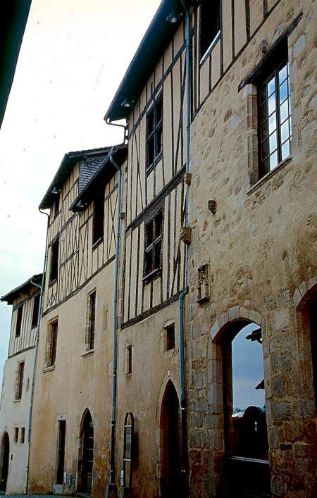 Limoges Fassaden