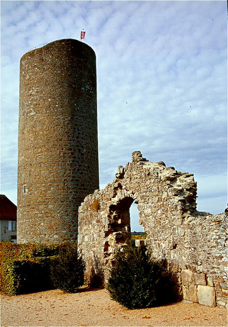 Limousin Chalus-Chabrol