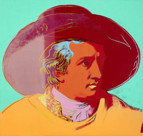 Johann Wolfgang von Goethe. 1982