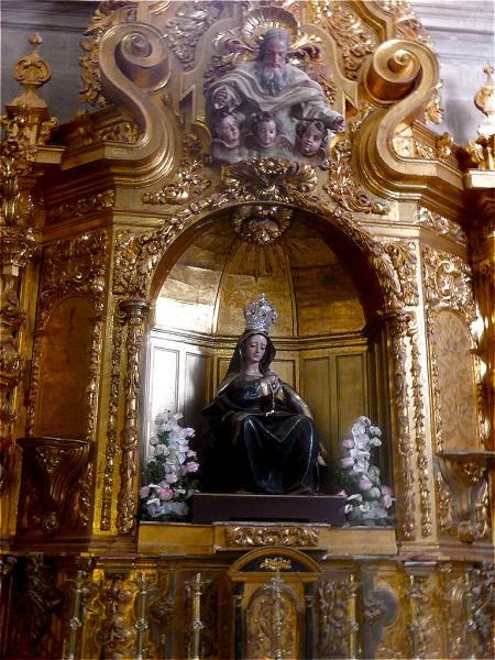 Marienaltar Kathedrale Guadix 2015-11-06 Foto Elke Backert-450