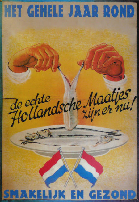 Matjes.Reklame.Den Haag