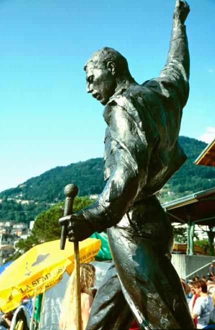 Montreux Freddi Mercury