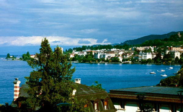 Montreux Genfersee