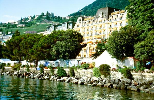 Montreux Grandhotel Suisse