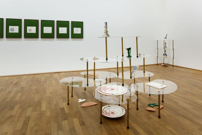 Munro__Shane__Replica_Tables__2013_Inventory_Paintings__2012-670