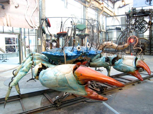 Nantes Riesenkrabbe-650