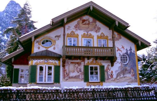 Oberammergau Rotkaeppchen