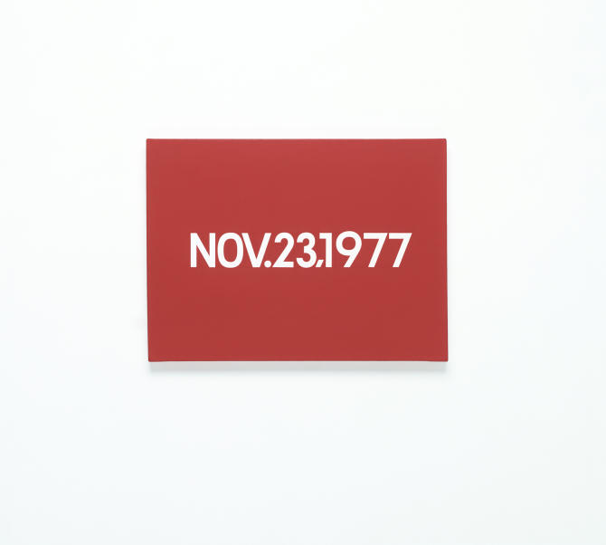 On_Kawara_Nov_1977-670