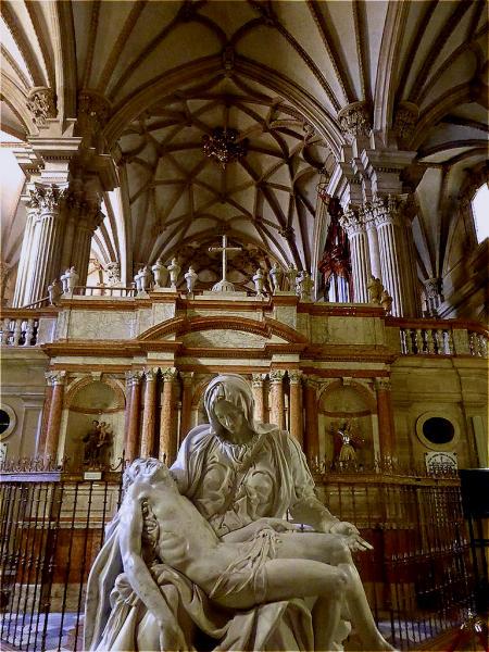 Pieta Kathedrale Guadix 2015-11-06 Foto Elke Backert-450