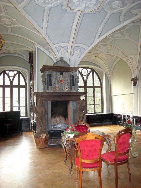 Plattenburg Rittersaal Trauzimmer