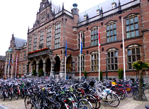 Raeder Universitaet Groningen 2015 09 14 Foto Elke Backert-600